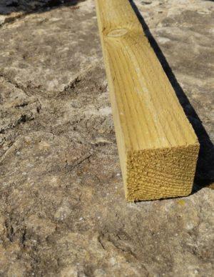 Terrassi karkassi pruss 50×50 H3 roheline